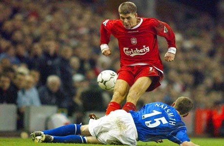 Vote: Which was the best ever Merseyside derby between Everton and ...