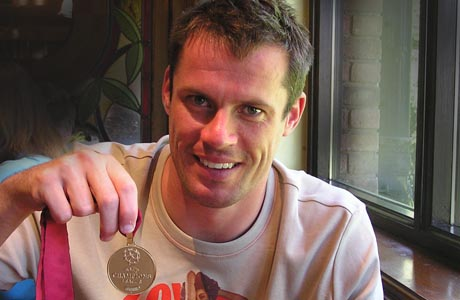"""23 Carra Gold Medalist"" - Jamie Carragher Interview"