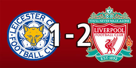 Leicester 1 Liverpool 2 (Sep 1 2018)
