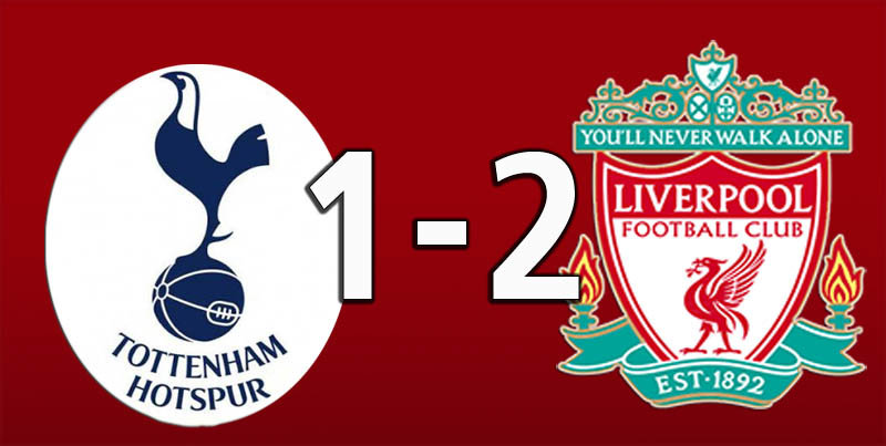 Tottenham 1 Liverpool 2 (Sep 15 2018)
