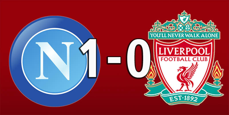Napoli 1 Liverpool 0 (Oct 3 2018)