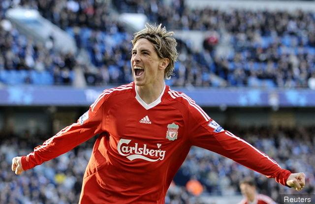 """""""El Niño strikes - Fernando Torres' first goal"""" by Jason Harris"""