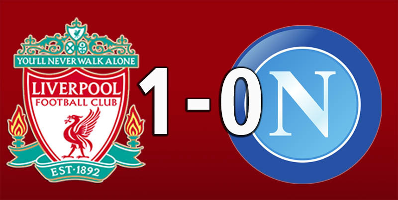 Liverpool 1 Napoli 0 (Dec 11 2018)
