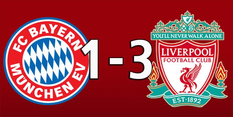 Bayern Munich 1 Liverpool 3 (Mar 13 2019)