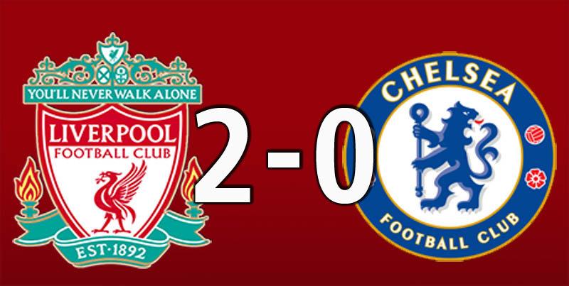 Liverpool 2 Chelsea 0 (Apr 14 2019)