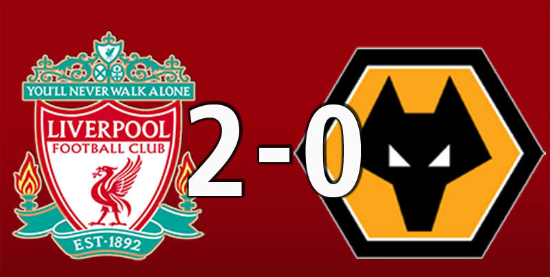 Liverpool 2 Wolves 0 (May 12 2019)