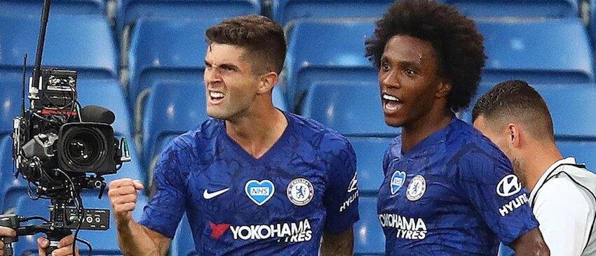 Premier League Round Up (Jun 23-25 2020)