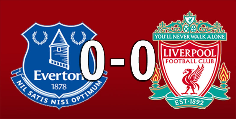 Everton 0 Liverpool 0 (Jun 21 2020)