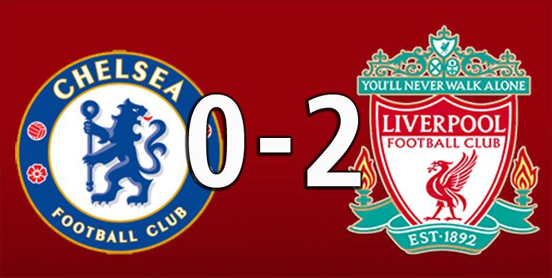 Chelsea 0 Liverpool 2 (Sep 20 2020)