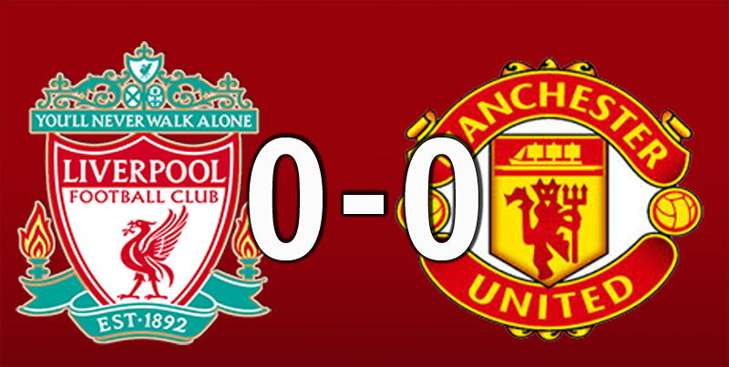 Liverpool 0 Manchester United 0 (Jan 17 2021)