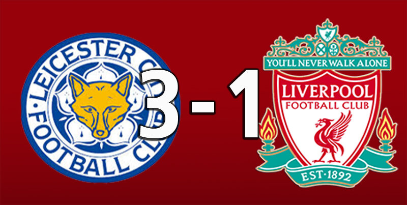 Leicester City 3 Liverpool 1 (Feb 13 2021)