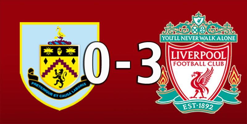 Burnley 0 Liverpool 3 (May 19 2021)