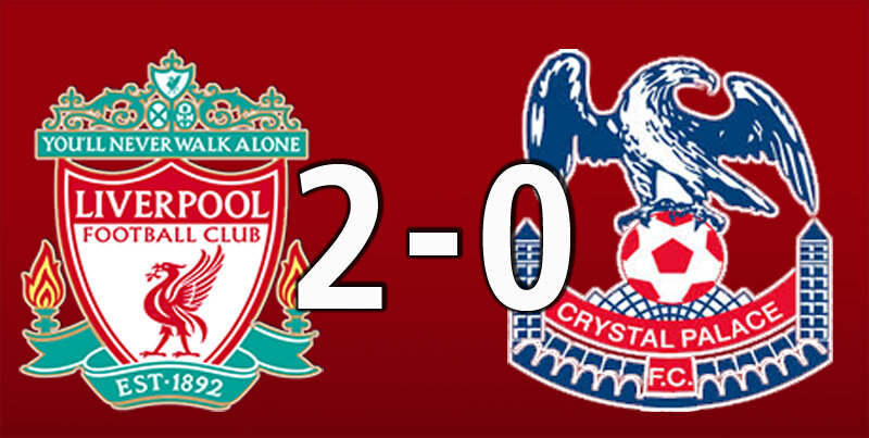 Liverpool 2 Palace 0 (May 23 2021)