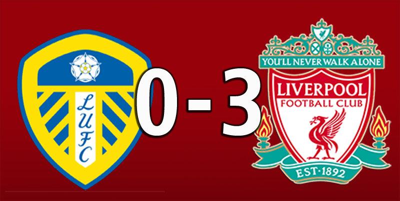 Leeds 0 Liverpool 3 (Sep 12 2021)